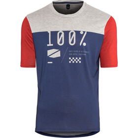 100% Airmatic Enduro/Trail Jersey Heren, navy